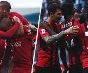 التشكيل الرسمى لمواجهة ليفربول ضد ميلان.. محمد صلاح أساسيا وفان دايك وماتى دكة
