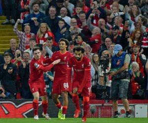 في اللحظات الأخيرة من الشوط الاول .. ميلان يقلب الطاولة على ليفربول ويتقدم عليه 2-1 بدورى أبطال أوروبا