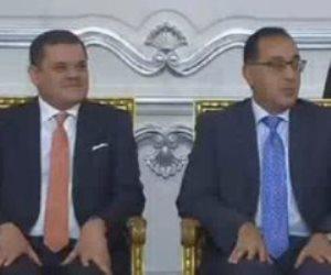 رئيس الوزراء: مصر مستمرة فى تقديم كافة الدعم للأشقاء فى ليبيا