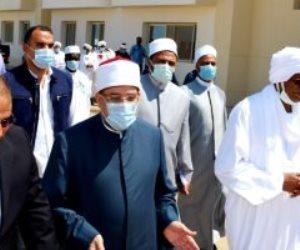 سفير السودان بالقاهرة: مصر الحديثة تشهد نهضة غير مسبوقة