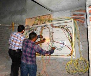 قيمتها 14 مليون جنية .. الأمن يضبط واقعة سرقة تيار كهربائي داخل مصنع ثلج بكفر الشيخ