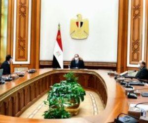 الرئيس السيسى يوجه بسرعة استكمال الجهود المبذولة لتنفيذ مخطط إدارة النفايات