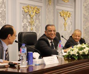 «ثقافة الشيوخ» تستقبل لجنة التوجيه الوطني والإعلام بالنواب الأردني