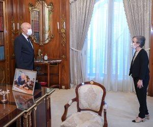 أول سيدة تتولي هذا المنصب.. الرئيس التونسي يكلف نجلاء بودن بتشكيل الحكومة