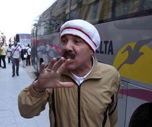 """وفاة رأفت ياسين الشهير بـ """" الخواجة """" كبير مشجعى نادى الزمالك"""