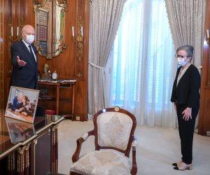 الرئيس التونسي يكلف نجلاء بودن بتشكيل الحكومة الجديدة