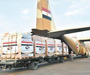 تنفيذا لتوجيهات الرئيس السيسي.. مصر ترسل مساعدات طبية للأشقاء بدولة الصومال