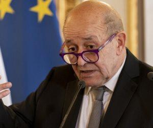 وزير خارجية فرنسا : أزمتنا الأخيرة مع أمريكا خطيرة ولن تهدأ
