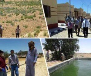 رئيس جهاز تعمير سيناء: نسعى لزيادة سكان أرض الفيروز لـ 3 ملايين مواطن قريبا