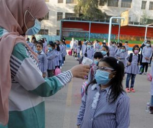 قبل بدء العام الدراسي.. وزارة التعليم توضح مهام الزائرة الصحية بالمدارس لمواجهة كورونا