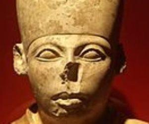 تمثال الملك «خاع -سخموي».. حكاية أقدم تمثال ملكي في التاريخ سيزين المتحف الكبير