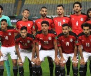 تعرف على التشكيل الرسمي لمنتخب مصر ضد ليبيا بتصفيات كأس العالم