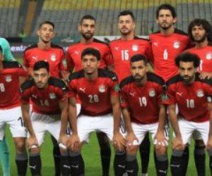 مصر تفوز على ليبيا بثلاثية وتحلق بصدارة المجموعة السادسة لتصفيات المونديال