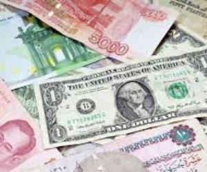 أسعار بيع وشراء العملات الأجنبية ليوم الاثنين 11-10-2021 في البنوك المصرية