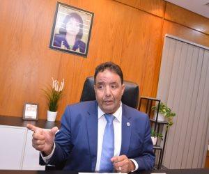 رئيس جامعة مصر للعلوم والتكنولوجيا: نسعى لتخريج أجيال تقتحم سوق العمل الدولية.. ونتيح أحدث المراجع العلمية للطلاب