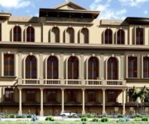 الحكومة تواصل أعمال ترميم وتجميل عقارات القاهرة الخديوية وتوحيد ألوانها