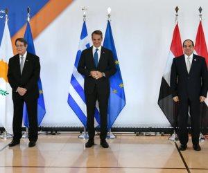 رئيس وزراء اليونان: مصر مركزا مهمًا للطاقة فى منطقة شرق المتوسط