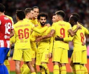 أتلتيكو مدريد ضد ليفربول.. صاروخية كيتا تعزز تقدم الريدز بالهدف الثانى
