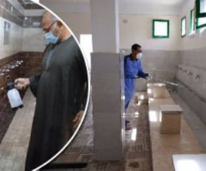 ضوابط فتح دورات مياه المساجد والغلق بعد الصلاة
