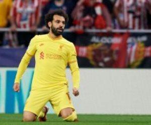 الحق رجع لصاحبه .. اليويفا يحتسب هدف ليفربول الأول في مرمي أتلتيكو مدريد لـ محمد صلاح
