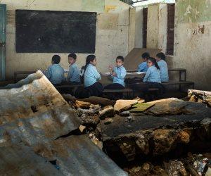 """بعد تعرض مصر لهزة أرضية.. التعليم تدعوا مديري المدارس لتدريب الطلاب على التعامل مع الكوارث الطبيعية """"فيديو"""""""