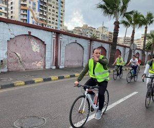 مؤسسة شباب بتحب مصر تشارك في فعاليات 15 يوما من الأنشطة للترويج لقمة المناخ بجلاسيكو