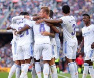 ريال مدريد يحسم كلاسيكو برشلونة 2-1 ويتصدر الدوري الإسباني.. فيديو