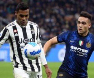 يوفنتوس يقتنص تعادلا قاتلا أمام إنتر ميلان فى الدوري الإيطالي