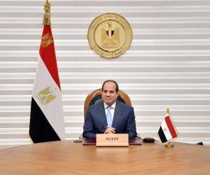 ننشر النص الكامل لكلمة الرئيس عبد الفتاح السيسي في افتتاح الدورة الرابعة لأسبوع القاهرة للمياه