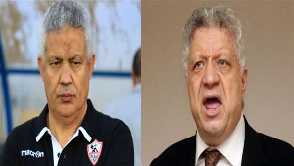 محمد حلمي يكشف حقيقة خلافه مع مرتضى منصور