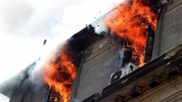 السيطرة على حريق داخل شقة سكنية في دار السلام