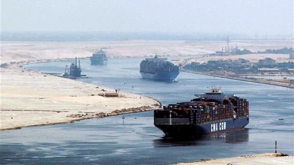 201 سفينة تعبر قناة السويس خلال أسبوع