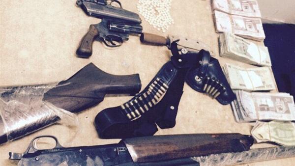 ضبط عاطل لاتهامه بالإتجار في الأسلحة النارية بإمبابة