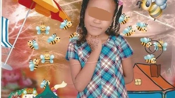 دفن الطفلة المغتصبة بقنا بعد الكشف الطبي عليها