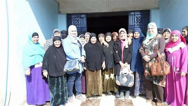 «قومي المرأة» بكفر الشيخ يواصل حملة الكشف المبكر عن سرطان الثدي