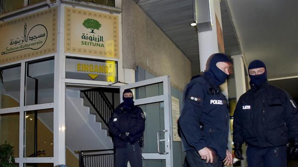 «الداخلية الألمانية»: الاعتداء على 91 مسجدا في ألمانيا العام الماضي