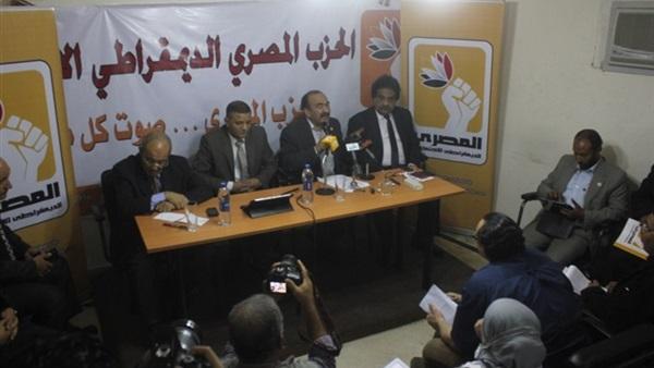 «المصري الديمقراطي» يعقد ورشة بشأن «قانون المنظمات النقابية»