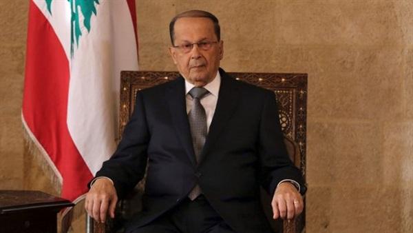 ميشال عون يوجه دعوة رسمية إلى السيسي لزيارة لبنان
