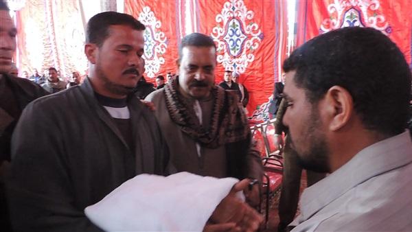 الأمن ينهي خصومة ثأرية بين عائلتين في كفر الدوار