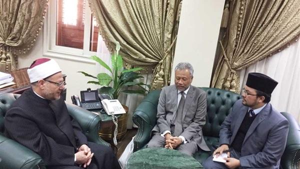 سفير ماليزيا: حكومتنا تطلب نقل تجربة دار الإفتاء المصرية إليها